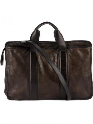 Прямоугольная сумка на плечо Numero 10. Цвет: чёрный