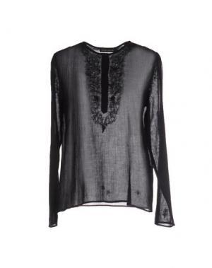 Блузка ANTIK BATIK. Цвет: черный