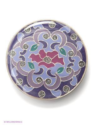 Зажим Clara Bijoux. Цвет: сиреневый, фиолетовый, розовый, зеленый