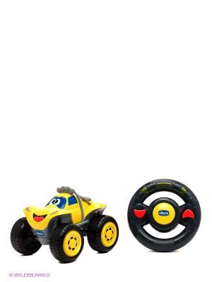 Машинка Билли CHICCO. Цвет: желтый, черный