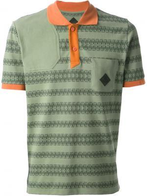Рубашки поло Moncler W. Цвет: зелёный