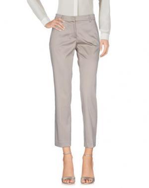 Повседневные брюки TRĒS CHIC S.A.R.T.O.R.I.A.L. Цвет: серый