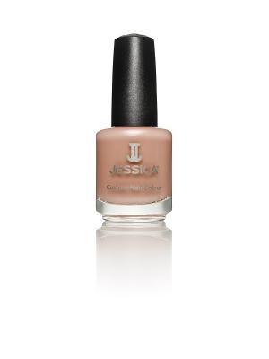 Лак для ногтей  #433 Guilty Pleasures, 14,8 мл JESSICA. Цвет: темно-бежевый