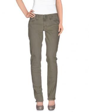 Джинсовые брюки POLO JEANS COMPANY. Цвет: светло-серый