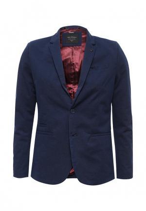 Пиджак Top Secret. Цвет: синий