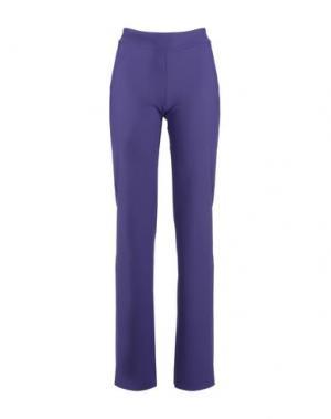 Повседневные брюки CHIARA BONI LA PETITE ROBE. Цвет: фиолетовый