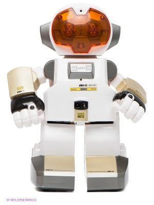 Интеллектуальный робот ECHO Silverlit. Цвет: белый, рыжий, темно-бежевый