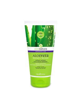 Алоэнейчер крем для рук интенсивное увлажнение, 150мл Madis S.A.. Цвет: светло-зеленый