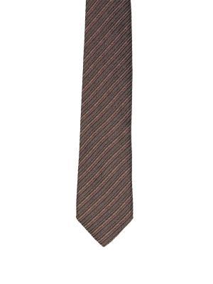 Галстук Troy collezione. Цвет: коричневый