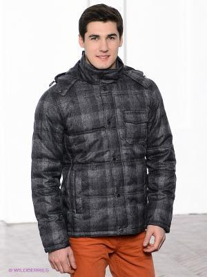 Куртка Navigare. Цвет: серый
