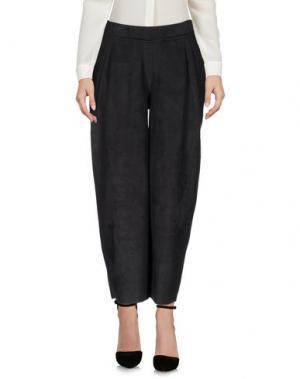 Повседневные брюки JIJIL. Цвет: черный
