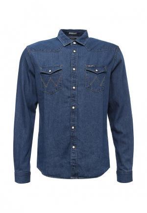 Рубашка джинсовая Wrangler W59731D8E