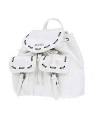 Рюкзаки и сумки на пояс MIA BAG. Цвет: белый