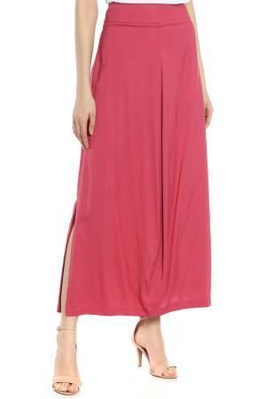 Юбка Oblique. Цвет: розовый