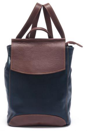 Рюкзак Isabella Rhea. Цвет: синий