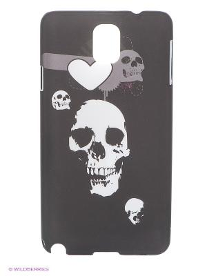 Чехол для Samsung Note 3 WB. Цвет: черный