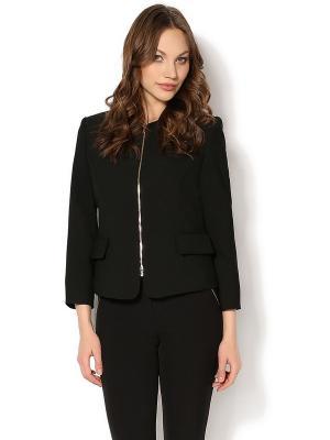 Пиджак TUZUN. Цвет: черный