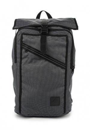 Рюкзак Reebok. Цвет: серый
