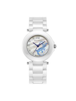 Часы Mikhail Moskvin. Цвет: белый