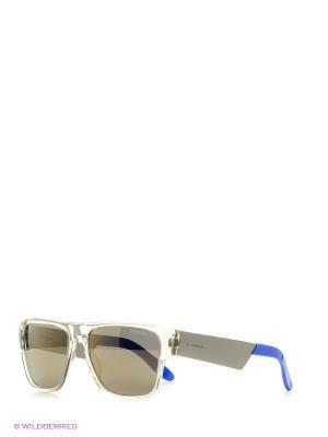 Солнцезащитные очки CARRERA. Цвет: прозрачный, черный
