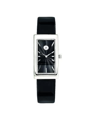 Часы ювелирные коллекция Q-City, QWILL, Часовой завод Ника QWILL. Цвет: черный