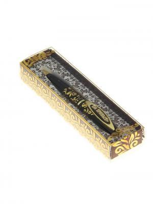 Ручка шариковая Bizon. Цвет: золотистый
