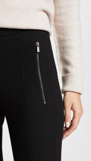 Zip Front Stirrup Trousers Whistles