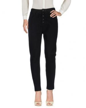 Повседневные брюки TRANSIT PAR-SUCH. Цвет: черный