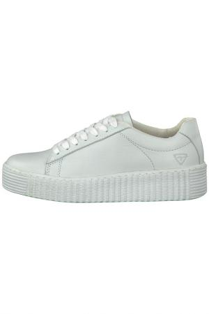 Ботинки Tamaris. Цвет: белый