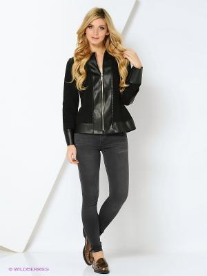Куртка Samirini. Цвет: черный
