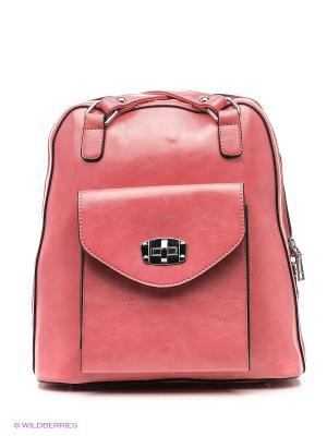 Рюкзак-сумка Malvinas. Цвет: розовый