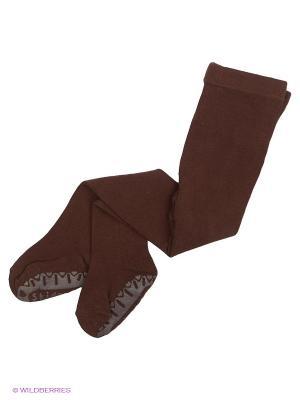 Колготки SKIDDERS. Цвет: коричневый