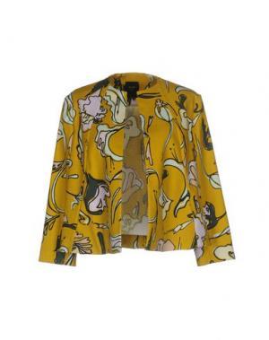 Пиджак MANILA GRACE. Цвет: охра