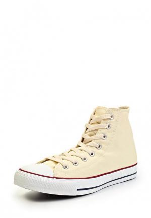 Кеды Converse. Цвет: желтый