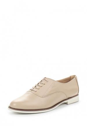 Ботинки Aldo. Цвет: бежевый