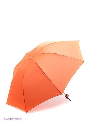 Зонты Vittorio Richi. Цвет: оранжевый