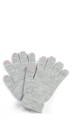 Перчатки ТВОЕ. Цвет: фиолетовый
