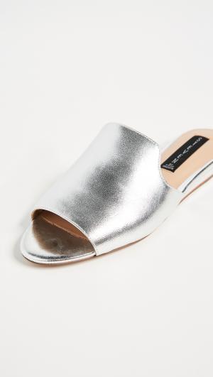 Sensai Peep Toe Sandals Steven