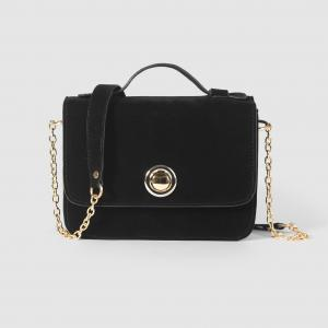 Дамская сумочка-портфель MADEMOISELLE R. Цвет: черный