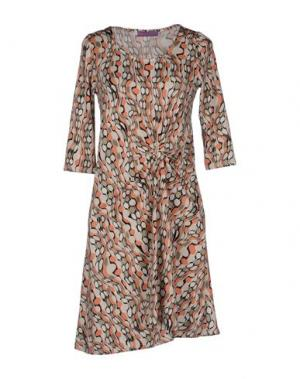 Короткое платье HOPE 1967. Цвет: белый