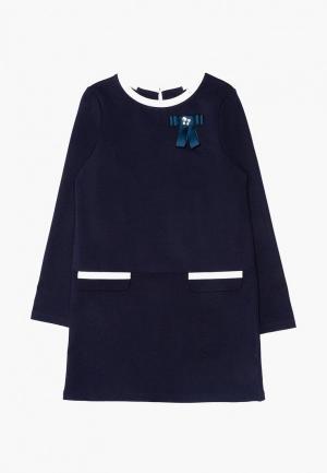 Платье Acoola. Цвет: синий