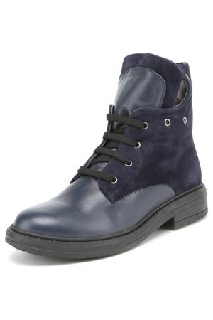 Ботинки Roccol. Цвет: синий