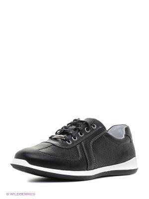 Ботинки Marko. Цвет: черный