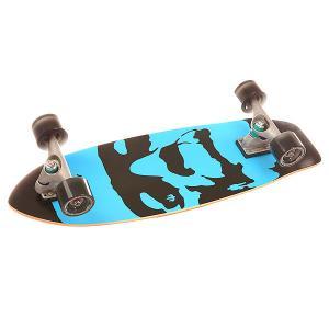 Скейт круизер  Cx.4 Complete Da Monsta Assorted 9.75 x 31 (78.7 см) Carver. Цвет: черный,синий