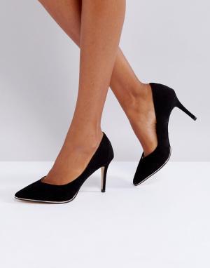 Lipsy Классические туфли-лодочки. Цвет: черный