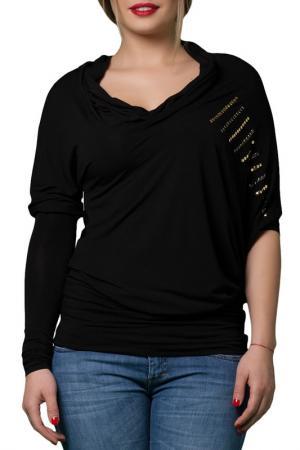 Блузка JOELLE JO'ELLE. Цвет: black