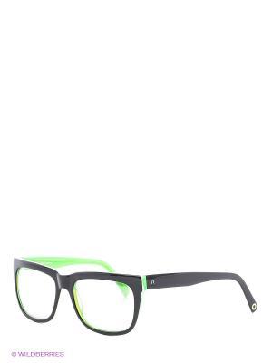 Солнцезащитные очки Rocco by Rodenstock. Цвет: черный, зеленый