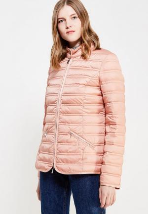 Куртка утепленная Gerry Weber. Цвет: розовый
