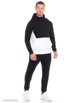 Спортивный костюм M NSW TRK SUIT MX AIR HYB Nike. Цвет: черный, антрацитовый, белый