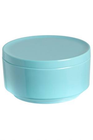 Контейнер для хранения STEP UMBRA. Цвет: голубой